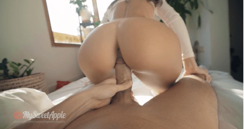 Couples Christmas sex